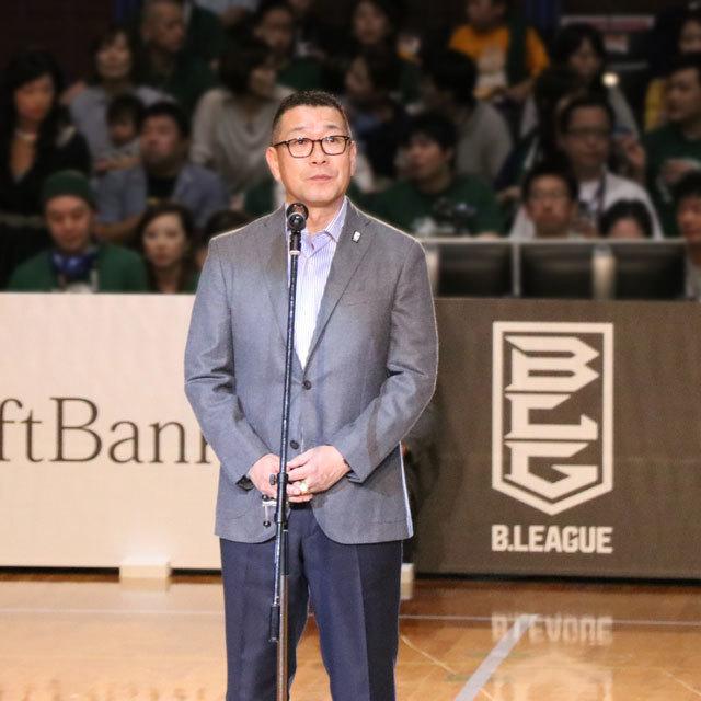 公益財団法人日本バスケットボール協会 副会長
