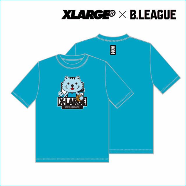 B.LEAGUE×XLARGE コラボレーションTシャツ