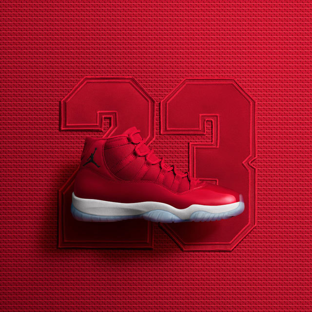 Air Jordan 11 Win Like '96