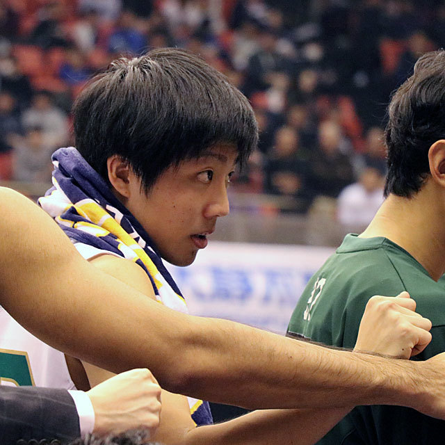 B.LEAGUE NISHINOMIYA STORKS #35 KENTA NAITO photo by izy Rodriguez (Team Zion)
