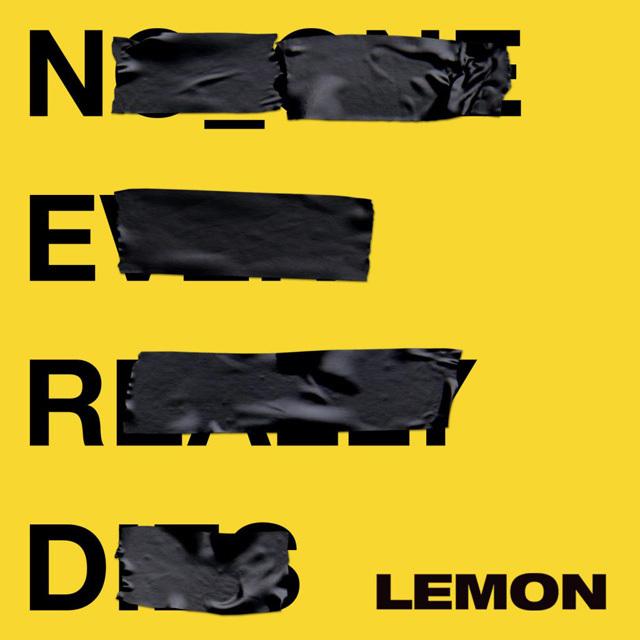 N.E.R.D & Rihanna - Lemon