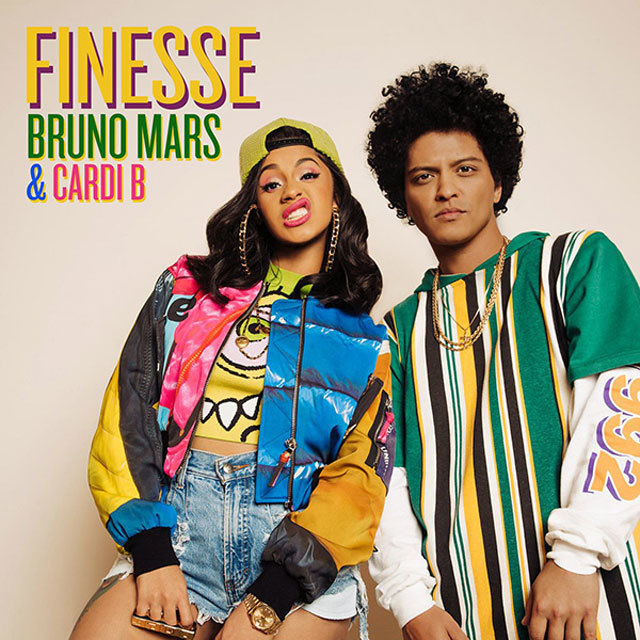 Finesse (Remix) Bruno Mars feat. Cardi B
