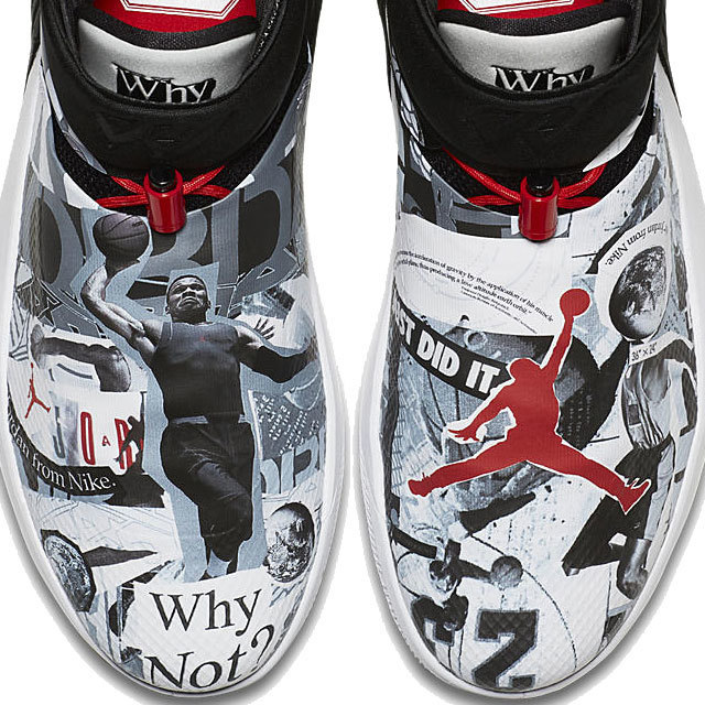 Russell Westbrook Jordan Why Not Zer0.1 Mirror Image