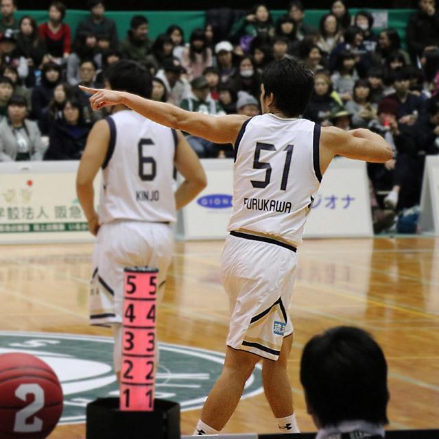 B.LEAGUE NISHINOMIYA STORKS vs RYUKYU GOLDENKINGS #51 古川孝敏 all photo by izy Rodriguez (Team Zion)
