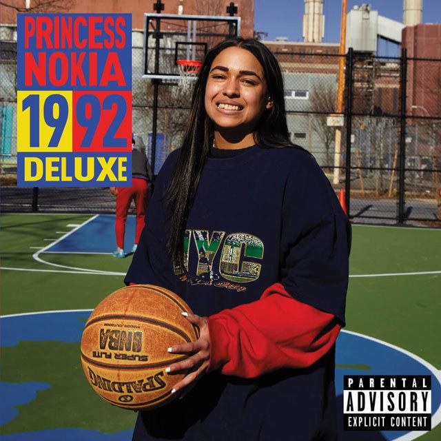 1992 Deluxe Princess Nokia