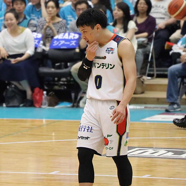 B.LEAGUE YOKOHAMA B-CORSAIRS #0 MASASHI HOSOYA ☆ photo by izy Rodriguez (Team Zion)