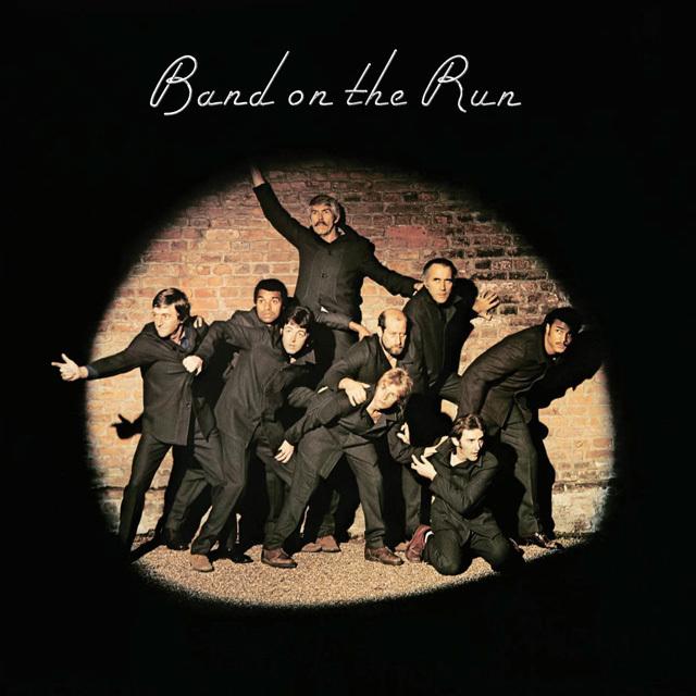 ポール・マッカートニーとウィングス バンド・オン・ザ・ラン Paul McCartney & Wings - Band On The Run