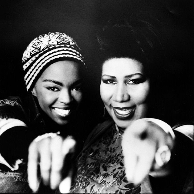 A Rose is Still a Rose Aretha Franklin 1998 Lauryn Hill