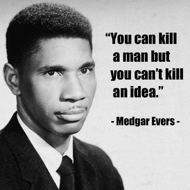 Medgar Evers メドガー・エヴァース