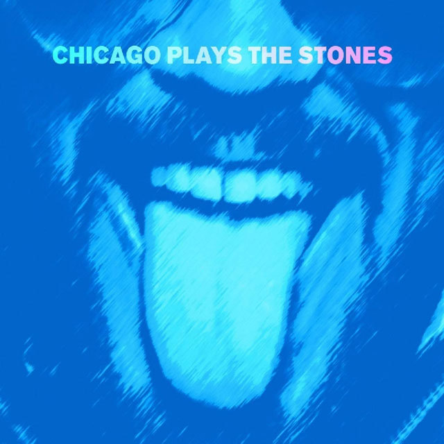 VA / Chicago Plays the Stones