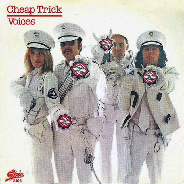 Voices (from album Dream Police) by Cheap Trick - Robin Zander, Rick Nielsen, Tom Petersson, Bun E. Carlos