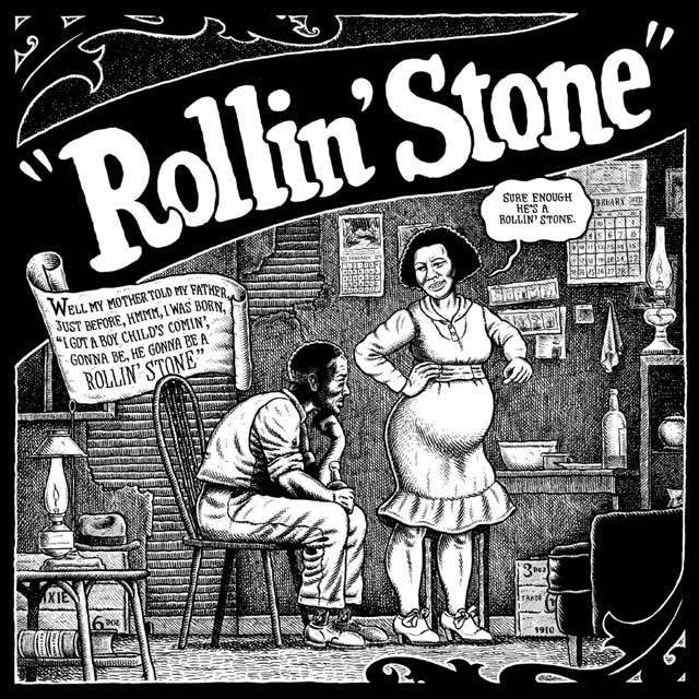 Muddy Waters - Rollin' Stone from Confessin' The Blues