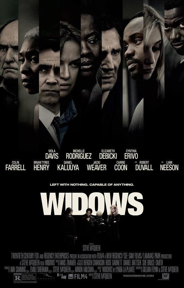 「それでも夜は明ける」のスティーヴ・マックィーンが監督を務めた「Widows」が、「妻たちの落とし前」の邦題で2019年4月に公開決定。