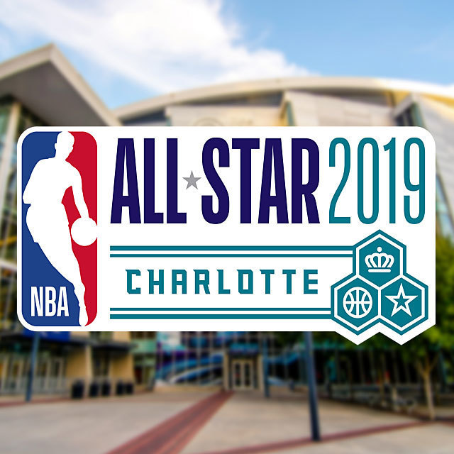 NBA オールスターゲーム 2019 シャーロット