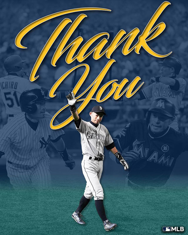 MLB Japan twitter `MLBJapan