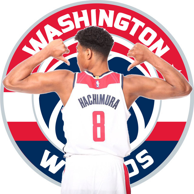 Washington Wizards‏ @WashWizards  Twitter