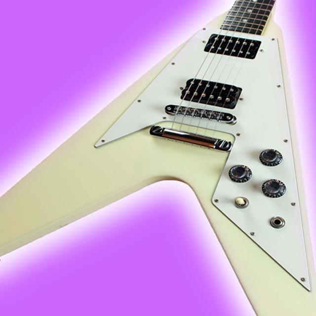 ギブソン フライングV エレキギター