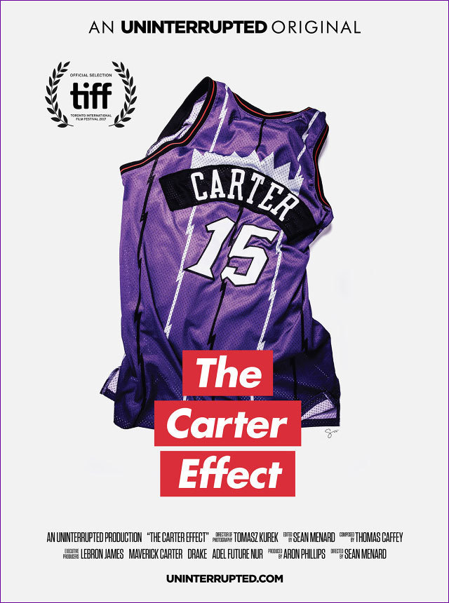 NETFLIX THE CARTER EFFECT