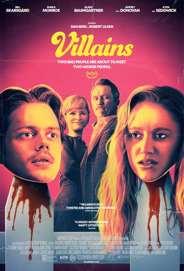 映画 ヴィランズ Villains (2019)