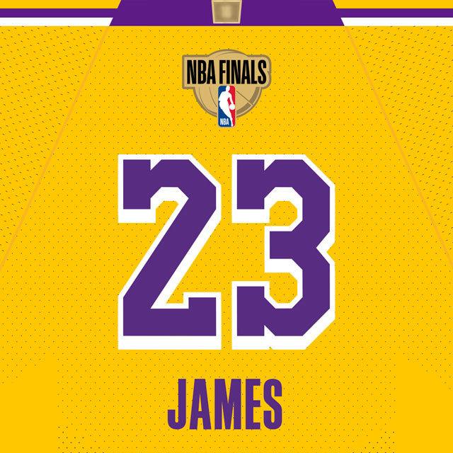 LeBron James レブロン・ジェームズ