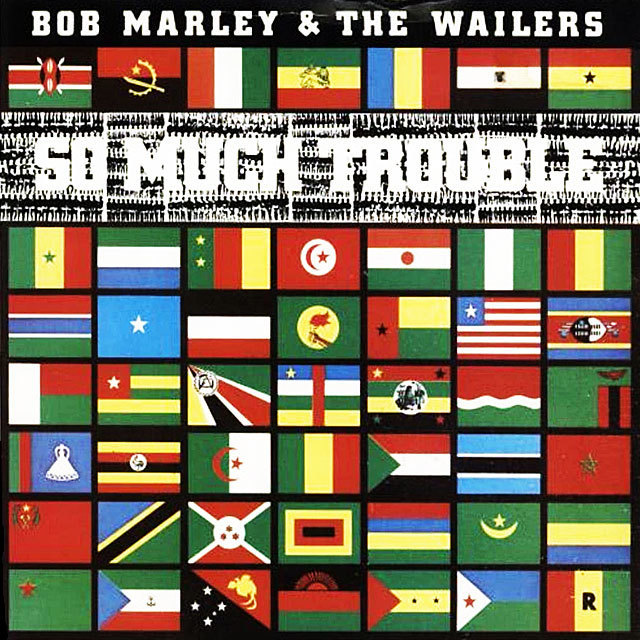 Bob Marley & The Wailers SURVIVAL