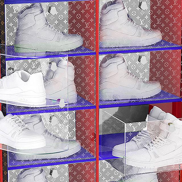 「ルイ・ヴィトン × NBA」カプセル・コレクション