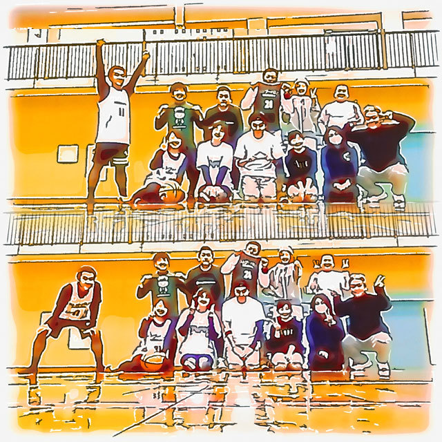 ストブーバスケ 2021.01.04 西宮市 甲武体育館