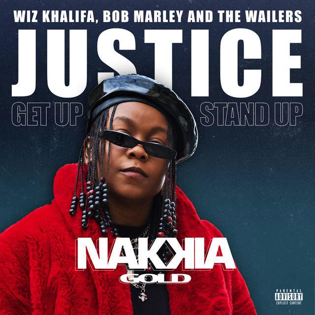 Nakkia Gold & Wiz Khalifa & ボブ・マーリー&ザ・ウェイラーズ