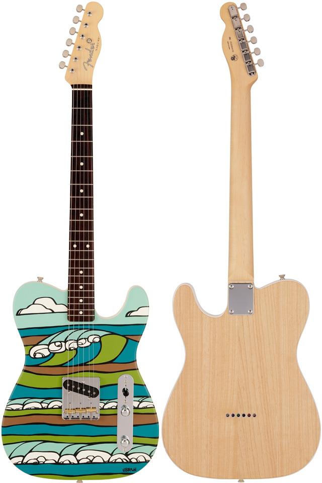 2021.08.24 Fender Japan 15本限定発売
